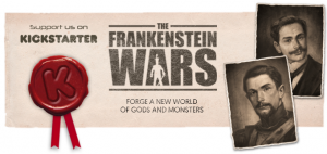 "The_Kickstarter_of_""The_Frankenstein_Wars""_begins,_by_@CubusGames"
