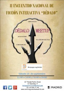II Meetup Dédalo